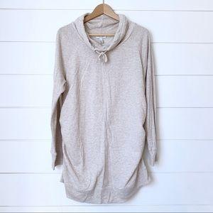 LIZ LANGE Beige Sweater